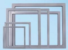 平网印花机铝框