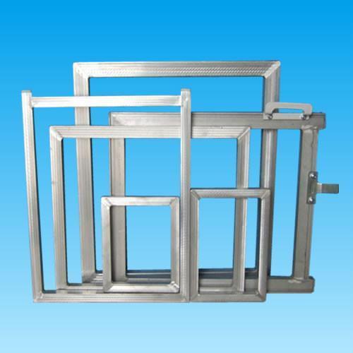 平網機印花網框  1