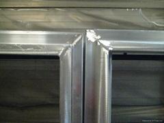 平网机印花铝框