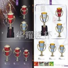 廣東塑膠獎杯 中國獎杯