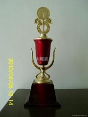 塑料獎杯批發製作 批發獎杯