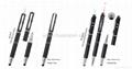 ipad stylus pen with laser