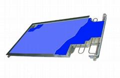 高效蛇型管平板太阳能集热器