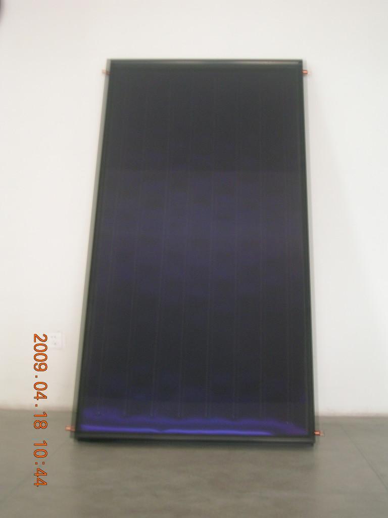 高效蛇型管平板太阳能集热器 5