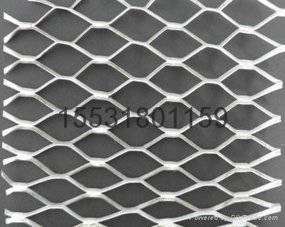 供应不锈钢钢板网 3