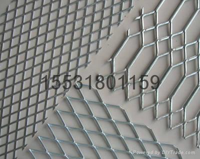 供应不锈钢钢板网 4
