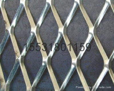 供應鋁制鋼板網 2