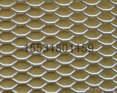 供應鋁制鋼板網 4