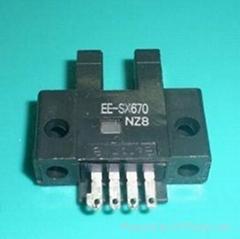 光电开关EE-SX670 EE-SX670A