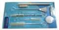 12pcs spraygun cleaning kit