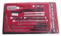 22 Piece Spraygun Cleaning Brushes Set
