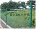 防護圍牆護欄網