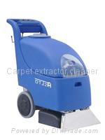 Carpet extractor cleaner