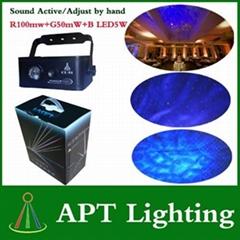 LED laser stage lighting
