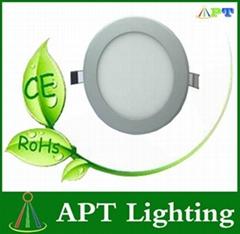 Diameter 180mm*17mm 66pcs LEDs 5W LED panel light APT-0181A