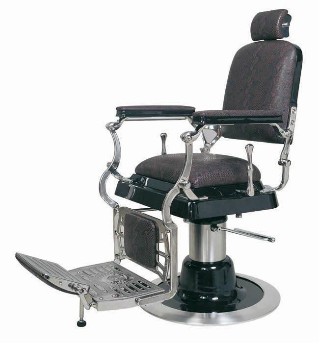 仿古男士剪髮理髮椅 2