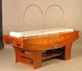 纯木制熏蒸床 3