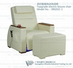 Topgrade manicure/pendicure/leisure chair