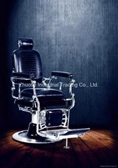 仿古男士剪髮理髮椅