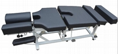 chiropratic table and mobilization table