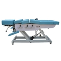 Electrical physiotherapy treatment table