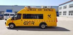 前景光電EFR電梯預警救援車