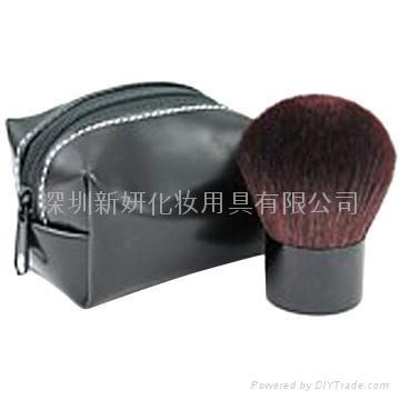 厂家供应高级美容美妆底座刷 可来样定制 2