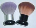廠家供應高質量底座刷 磨具刷化妝粉刷 美容美妝工具 可定製 4