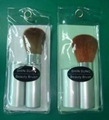 Manufacturers OEM size of the color can be customized Retractable Cosmetic brush