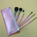 XINYANMEI Manufactury Supply Beautiful 6PCS Makeup Brush set