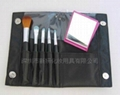 Manufactury Supply makeup brush 5PCS with a mirror Can OEM//ODM 3