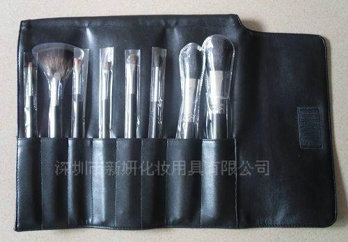 新妍美厂家供应动物毛化妆套刷美容美妆工具 化妆扫 2