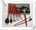 新妍美廠家供應化妝刷12支裝 美容美妝工具 3