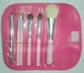 新妍美厂家供应6只装礼品化妆套刷 美容美妆工具 2