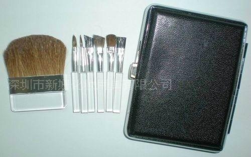Manufacturer OEM Gift Pack 5 mini set makeup brush Beauty tools 2