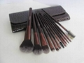 XINYANMEI Manufactury Supply 12PCS High Quality Makeup Brush Sets  cosmetic tool