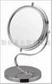 新妍美供应精美站立式化妆铁架台镜可做礼品可定制 3