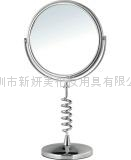 新妍美供应精美站立式化妆铁架台镜可做礼品可定制 4