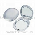 XINYANMEI Cosmetic Plastic Pocket Mirror Can OEM/ODM