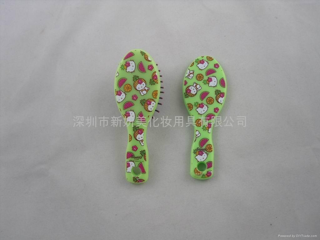 新妍美供應儿童用化妝鏡+梳子套裝 可定製 5