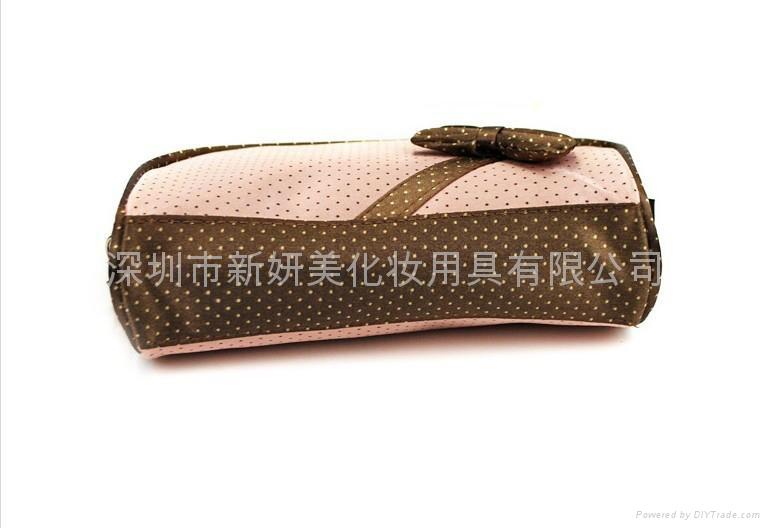 新妍美供应PU可爱化妆包 多种款式可定制 3
