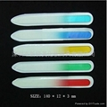 XINYANMEI Supply Nail Art Glass File Can OEM/ODM