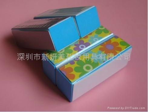新妍美供應四面指甲拋光塊 可定製OEM 2