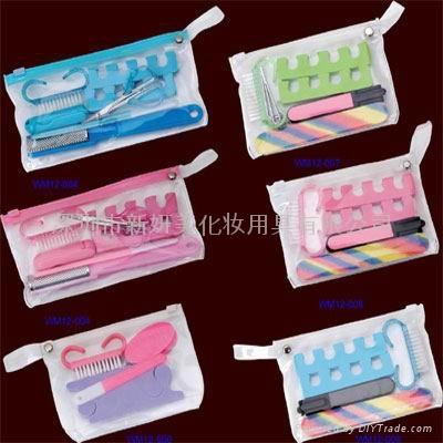新妍美供应精美脚趾分趾器 化妆工具  2