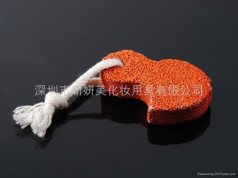 新妍美供應可愛小鳥磨腳祛死皮工具 浮石 美甲美足工具 1