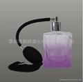 新妍美供应新款精美流苏玻璃喷雾瓶 水晶玻璃瓶 5