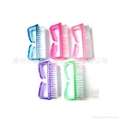 XINYANMEI Sullpy Nail Care Set  nail brush Ox horn brush
