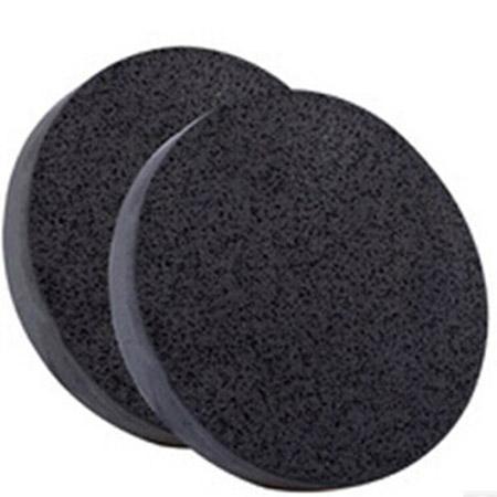 新妍美供應化妝粉撲竹碳海棉洗臉粉撲 美容美妝工具 1