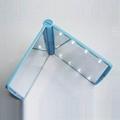 新妍美供應LED小方形塑膠便攜式化妝鏡 2