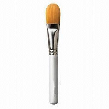 廠家供應木柄進口人造毛暢銷眼影刷 禮品化妝刷 1